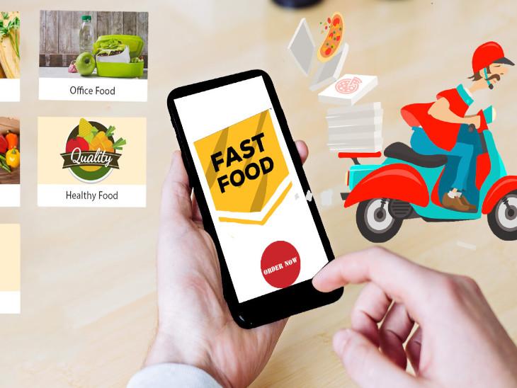 ऑनलाइन फूड ऑर्डरिंग मार्केट 4 अरब डॉलर से बढ़कर 2022 तक 7.5-8 अरब डॉलर तक पहुंच जाने का अनुमान है - Dainik Bhaskar