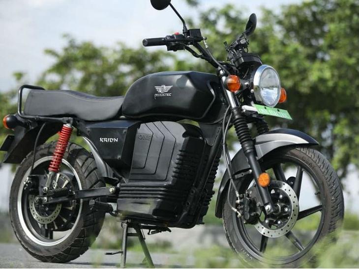 भारत की सबसे तेज इलेक्ट्रिक बाइक क्रिडन की डिलीवरी शुरू, जानें कीमत से लेकर टॉप स्पीड तक सारी डिटेल्स|टेक & ऑटो,Tech & Auto - Dainik Bhaskar