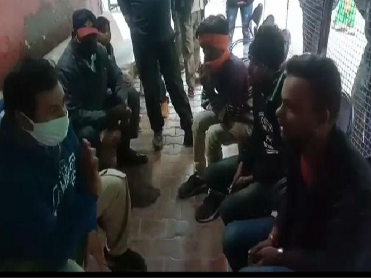 नशे के लिए 2-2 हजार रुपए में बेचते थे खून, ब्लड बैंक की टीम ने पकड़े तीन दलाल