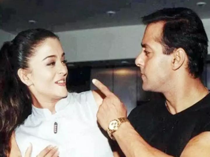 सेट पर एक्स-ब्वॉयफ्रेंड सलमान खान के हंगामे के कारण ऐश्वर्या के हाथ से निकल गई थी फिल्म 'चलते-चलते' बॉलीवुड,Bollywood - Dainik Bhaskar