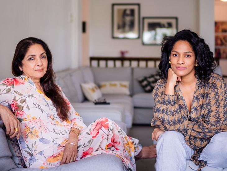 क्रिसमस पर नीना गुप्ता को लगा कि उनकी बेटी मर गई, मसाबा के देरी से उठने की वजह से हुआ ऐसा|बॉलीवुड,Bollywood - Dainik Bhaskar