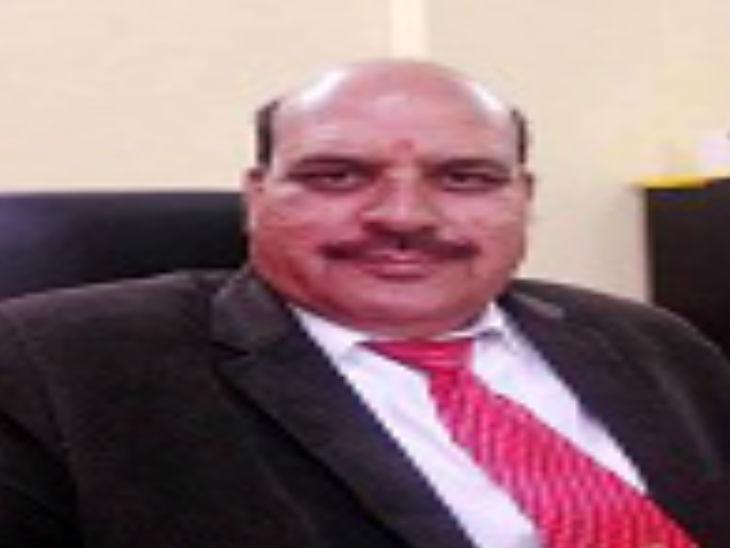 विनोद कुमार वाजपेयी, कुल सचिव वेटरनरी विवि