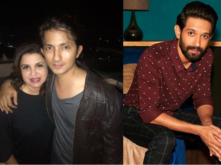 फराह और विक्रांत मैसी के सोशल मीडिया अकाउंट हैक, फराह की मुश्किल कम्प्यूटर इंजीनियर पति शिरीष ने दूर की बॉलीवुड,Bollywood - Dainik Bhaskar