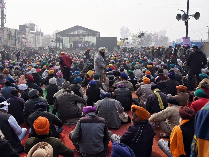 किसान आंदोलन का 33 वां दिन: किसानों की 4 शर्तों के साथ बातचीत के प्रपोजल पर सरकार आज जवाब दे सकती है
