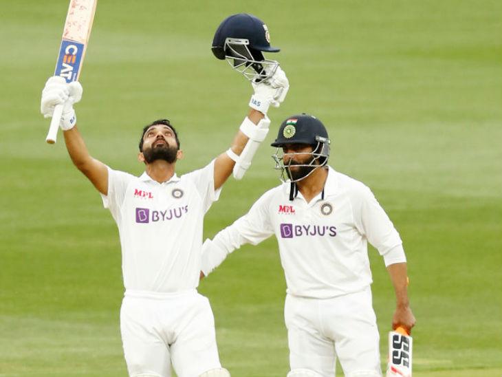 पहली पारी में बढ़त के साथ भारतीय टीम लगातार दो टेस्ट नहीं हारी; 35 साल पुराने रिकॉर्ड की बराबरी भी की|क्रिकेट,Cricket - Dainik Bhaskar