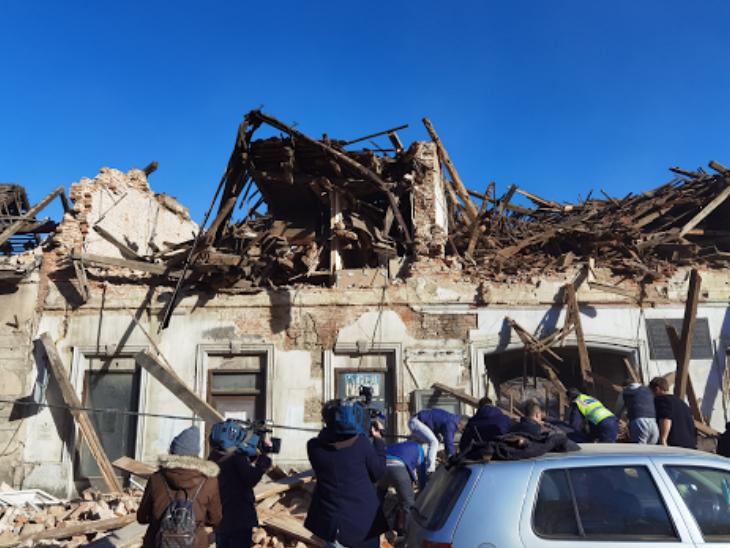 भूकंप से कई घरों को नुकसान पहुंचा है। अभी घायलों के बारे में जानकारी सामने नहीं आई है।