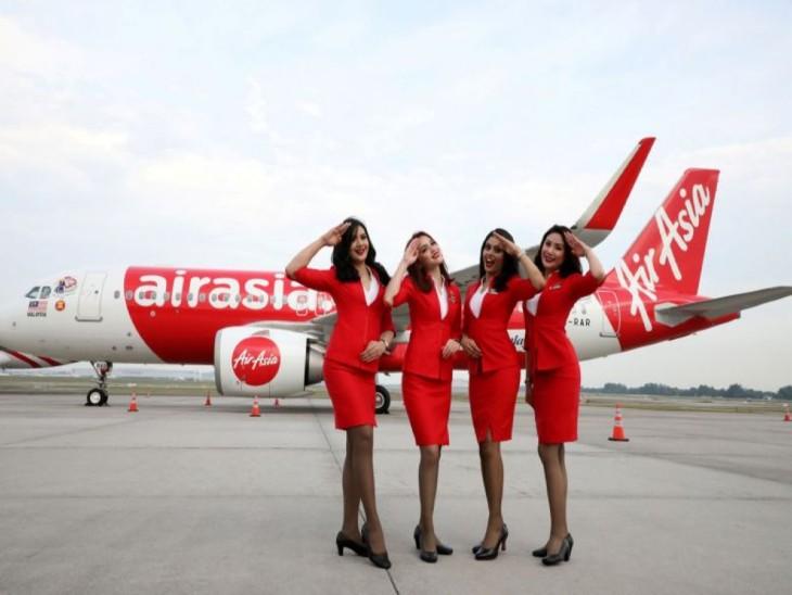 टाटा संस ने एयर एशिया इंडिया में 276 करोड़ में खरीदी 32.67% हिस्सेदारी|बिजनेस,Business - Dainik Bhaskar