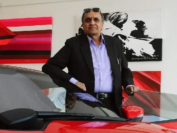 दिलीप छाबड़िया ने भारत की पहली स्पोर्ट्स कार भी डिजाइन की थी-फाइल फोटो। - Dainik Bhaskar