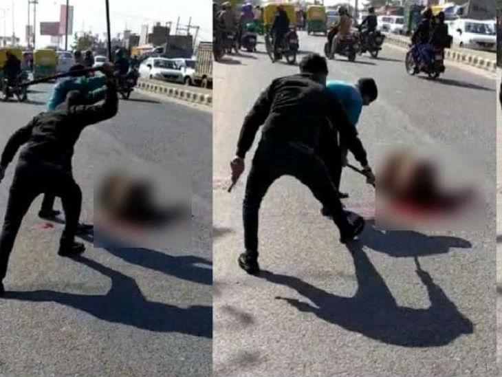 यूपी में सड़क बदमाशों का तांडव: गाजियाबाद में लोहे की गांठ से पीट-पीट पुजारी के बेटे की हत्या;  दो दरोगा और एक हेड कांस्टेबल सस्पेंड