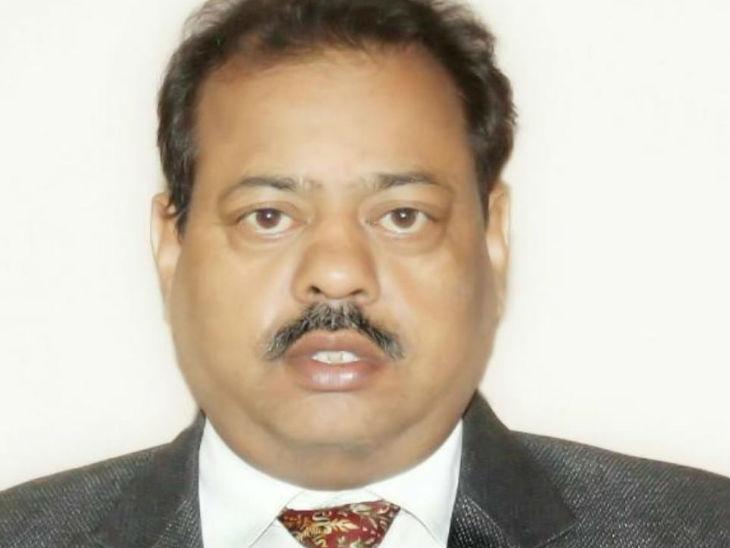 जितेंद्र शर्मा।