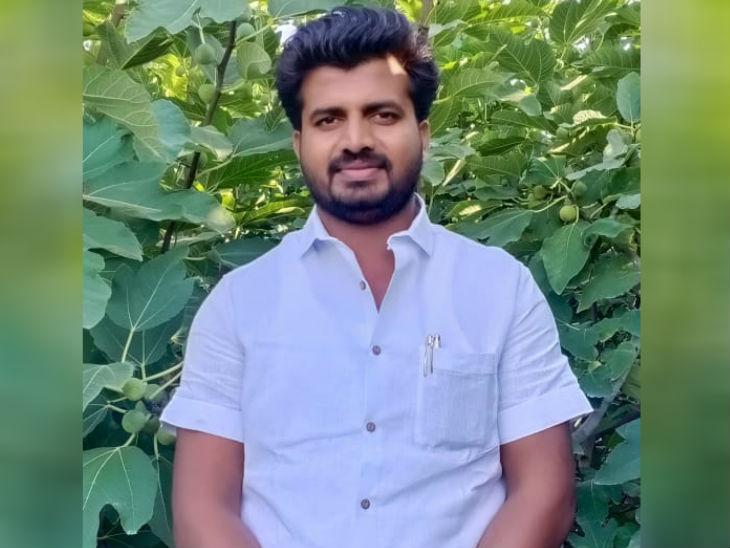 मल्टीनेशनल कंपनी की नौकरी छोड़ अंजीर की खेती और प्रोसेसिंग शुरू की, सालाना 1.5 करोड़ टर्नओवर DB ओरिजिनल,DB Original - Dainik Bhaskar