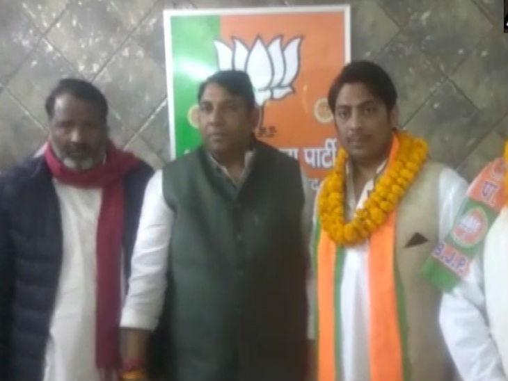 फजीहत के बाद चेते उपपु: कपिल गुर्जर पर भाजपा ने यू-टर्न लिया;  पार्टी में शामिल होने के कुछ ही घंटों बाद रद्द रद्द की