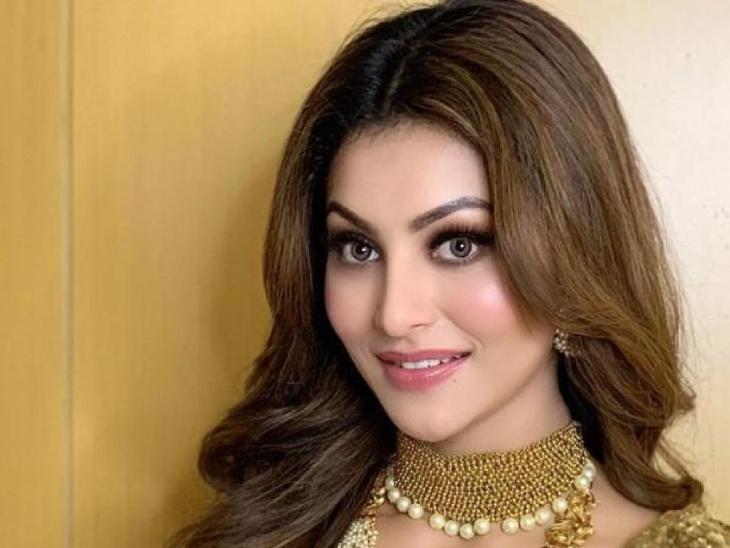 उर्वशी रौतेला दुबई में देंगी न्यू ईयर पार्टी में परफॉर्मेन्स, महज 15 मिनट के लिए चार्ज किए 4 करोड़ रुपए|बॉलीवुड,Bollywood - Dainik Bhaskar