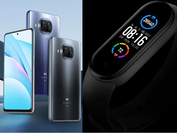 नए साल के गैजेट: 5 जनवरी को Mi 10i स्मार्टफोन तो 2021 की पहली तिमाही में लॉन्च होगा वनप्लस बैंड, जानिए क्या होगा खास