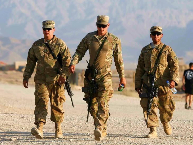 अफगानिस्तान में भाड़े के लोगों से अमेरिकी सैनिकों पर हमले की साजिश रच रहा चीन, ट्रम्प को मिली रिपोर्ट|विदेश,International - Dainik Bhaskar