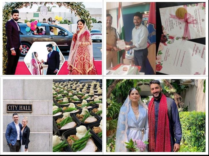 2020 में ये 5 शादियां बनीं मिसल: शादी का खाना जरूरतमंदों में बांटा, जीरो वेस्ट शादी किया और ब्राइडल ड्रेस के तौर पर पैंटसूट पहनकर दिया पॉवरफुल होने का संदेश