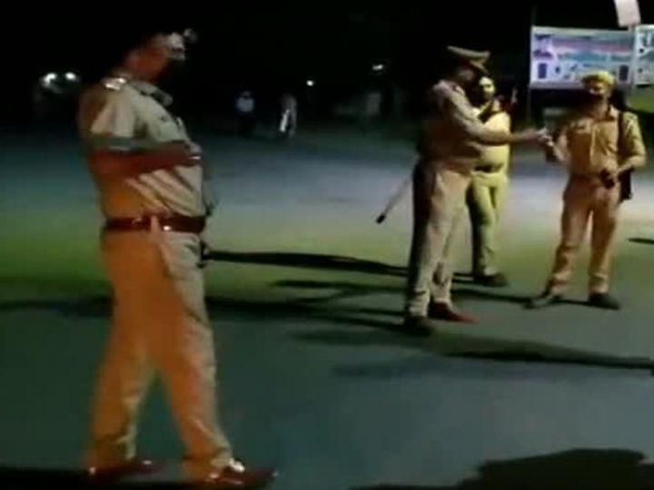चप्पे-चप्पे पर पुलिस की नाकाबंदी, 3 शिफ्ट में लगी ड्यूटी; नाइट कर्फ्यू में न्यू ईयर जश्न मनाने निकले तो सीधे पहुंचेंगे हवालात|जयपुर,Jaipur - Dainik Bhaskar