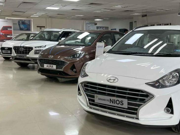 33 हजार रुपए तक महंगी हो गई हैं हुंडई की कारें, देखें नई प्राइस लिस्ट|टेक & ऑटो,Tech & Auto - Dainik Bhaskar