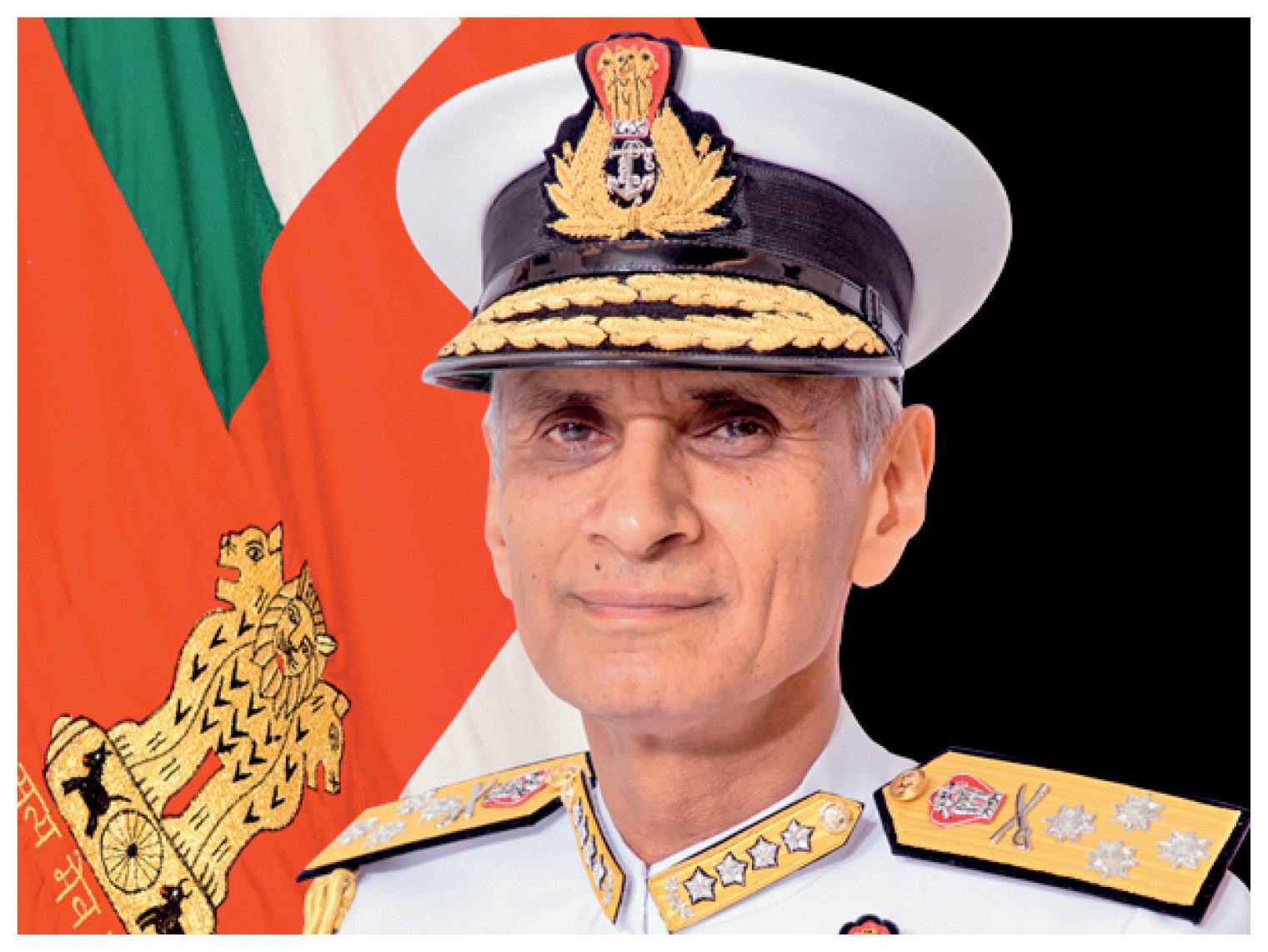 एडमिरल करमवीर सिंह, नौसेना प्रमुख