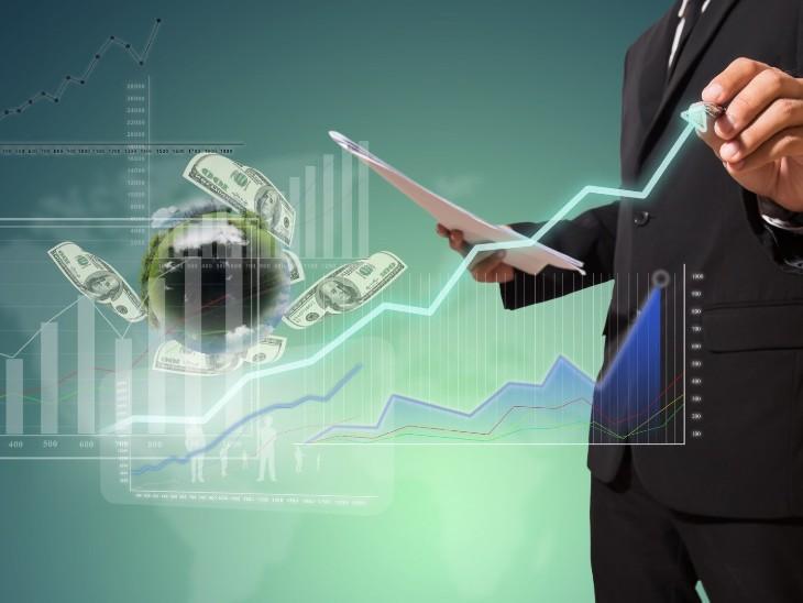 कोविड-19 कीपरेशानियोंकेबावजूद शेयर बाजार के आसमान छूने की वजह क्या है?|बिजनेस,Business - Dainik Bhaskar