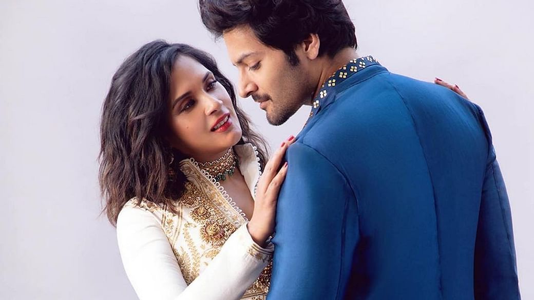 This is how Ali-Richa's love story: Ali Fazal had arrived to propose Richa Chadha without a ring; MediaWinii 20/01/2021