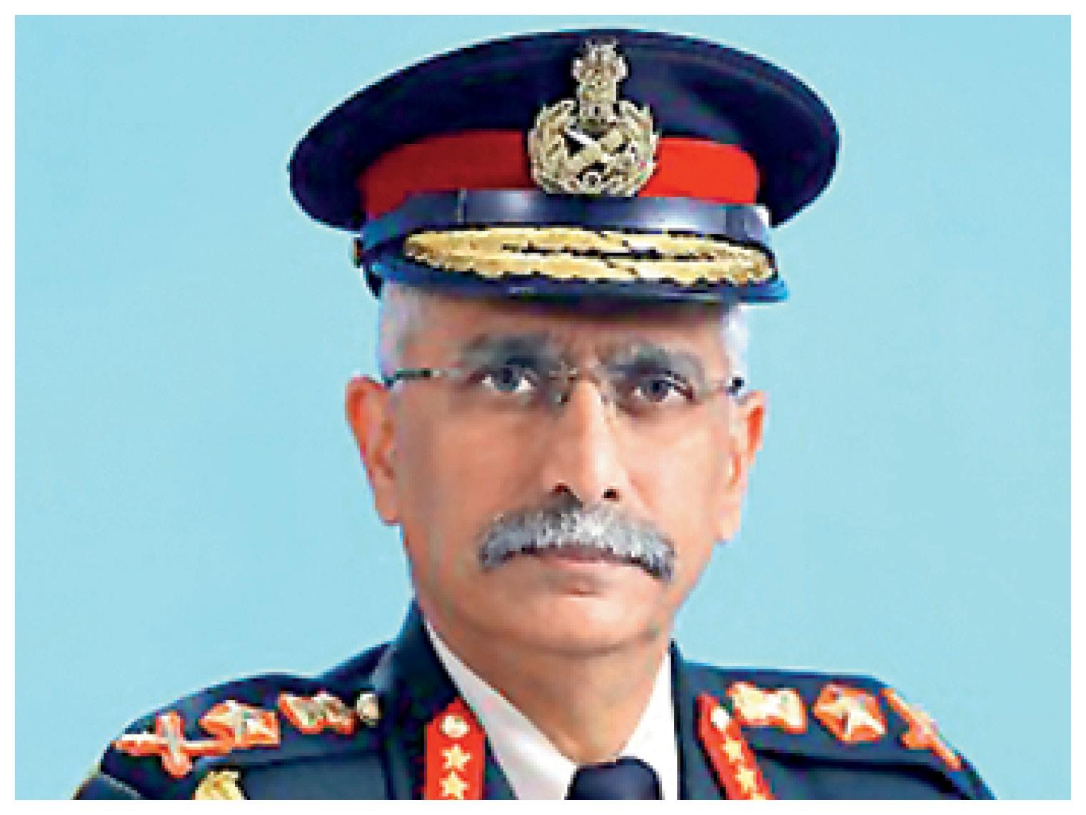 जनरल मनोज मुकुंद नरवणे, थल सेना प्रमुख