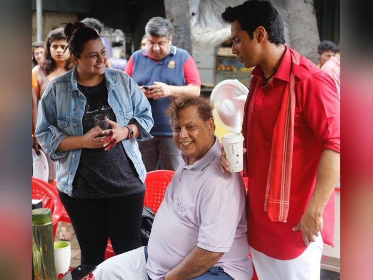 डेविड धवन ने कहा- बेटे वरुण का किसिंग सीन डायरेक्ट करने में कोई मुश्किल नहीं आई, इसमें काहे की शर्म?|बॉलीवुड,Bollywood - Dainik Bhaskar