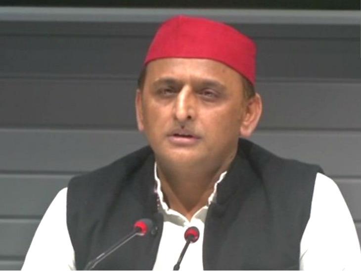 अखिलेश यादव बोले- श्मशान से BJP का पुराना नाता, लोगों की मौत की जिम्मेदार सरकार; 50 लाख मुआवजा मिले उत्तरप्रदेश,Uttar Pradesh - Dainik Bhaskar