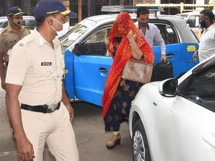 होटल में ड्रग पैडलर के साथ रुकी टॉलीवुड एक्ट्रेस को NCB ने किया गिरफ्तार, ड्रग्स सप्लाई गैंग से जुड़े होने का संदेह|मुंबई,Mumbai - Dainik Bhaskar