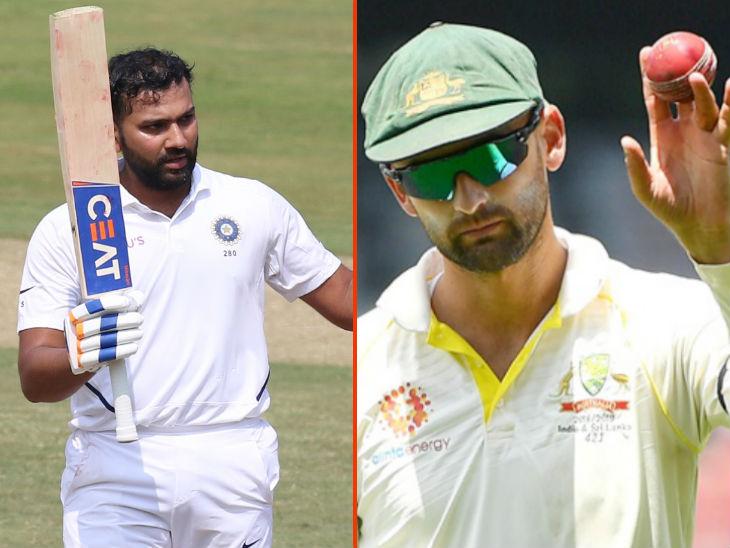 ऑस्ट्रेलियाई स्पिनर लियोन बोले- रोहित शर्मा वर्ल्ड क्लास प्लेयर, वे हमारे गेंदबाजों के लिए मुश्किल चुनौती|क्रिकेट,Cricket - Dainik Bhaskar