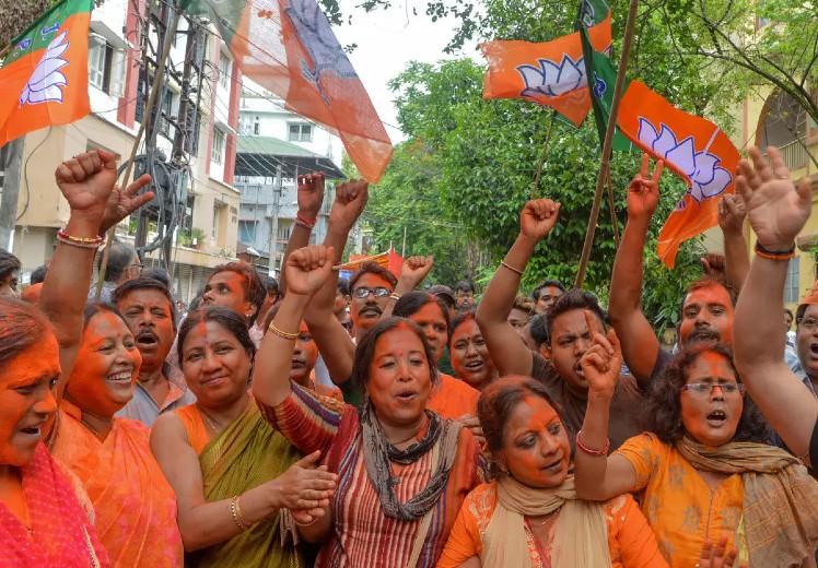 बंगाल में भी बूथ लेवल पर भाजपा को मजबूत किया गया है। (प्रतीकात्मक फोटो)