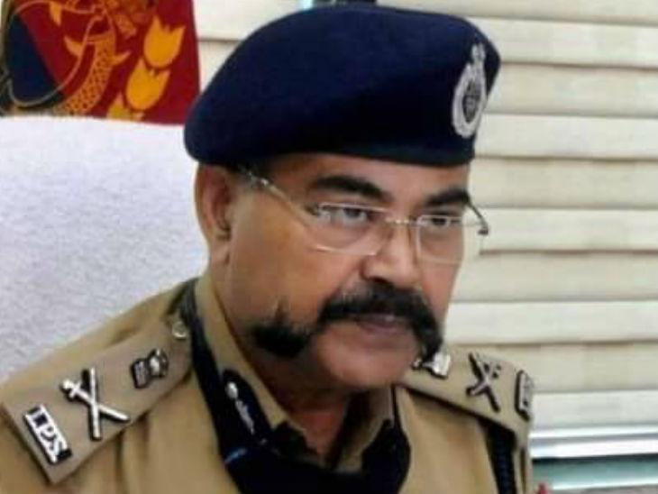 उत्तर प्रदेश के ADG लॉ एंड ऑर्डर प्रशांत कुमार।