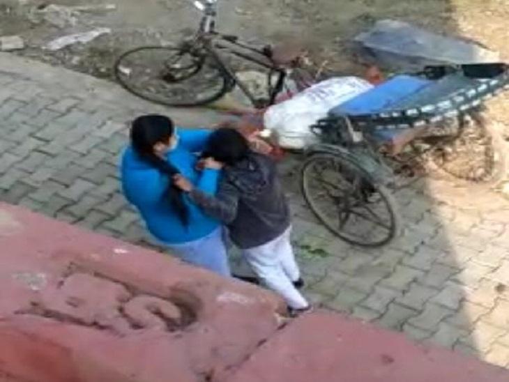 पीड़िता ने मालकिन पर मारपीट और उसके भाई पर छेड़खानी का लगाया आरोप, मामला दर्ज पानीपत,Panipat - Dainik Bhaskar