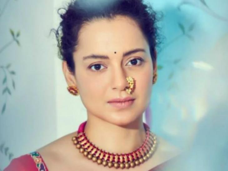कंगना रनोट के ट्विटर पर हुए 3 मिलियन फॉलोअर, सुशांत की मौत के बाद जुलाई 2020 से लगातार बढ़ी सोशल मीडिया फॉलोअर्स की संख्या बॉलीवुड,Bollywood - Dainik Bhaskar