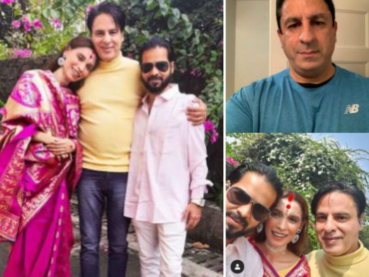 आशिकी के एक्टर राहुल रॉय अस्पताल से डिस्चार्ज हो कर घर लौटे, सोशल मीडिया पर फैमिली, फ्रेंड्स और फैंस को कहा शुक्रिया|बॉलीवुड,Bollywood - Dainik Bhaskar
