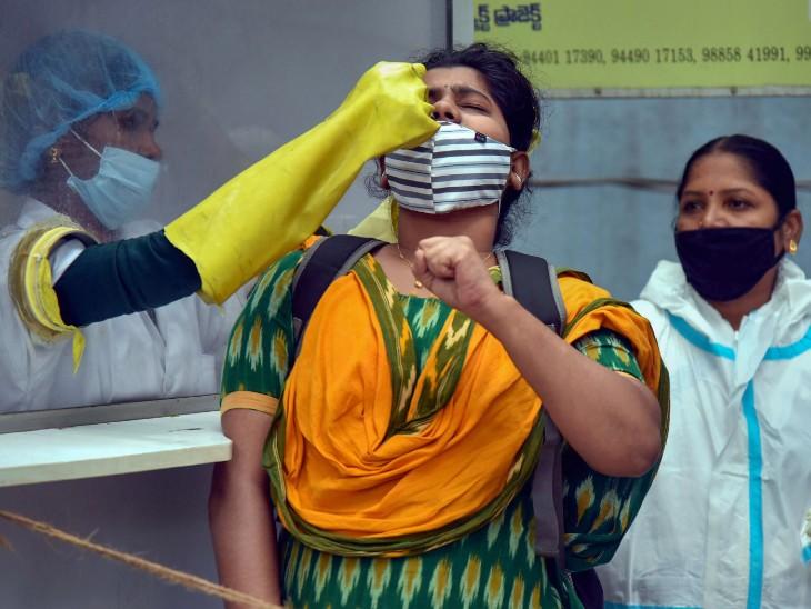 8 जनवरी को हर जिले में होगा वैक्सीनेशन का ड्राई रन, आज राज्यों के स्वास्थ्य मंत्रियों की अहम बैठक|देश,National - Dainik Bhaskar