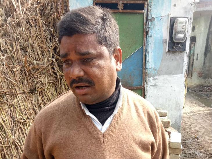 गांव के रहने वाले बंटू गुप्ता ने बताया कि पुजारी का पीड़ित के घर आना-जाना था।