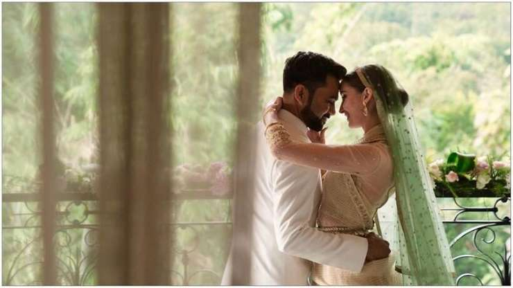When foreigners came to the heart of the stars: the foreign-born background dancer became the bride of director Ali Abbas, these celebs also married foreigners MediaWinii 24/01/2021