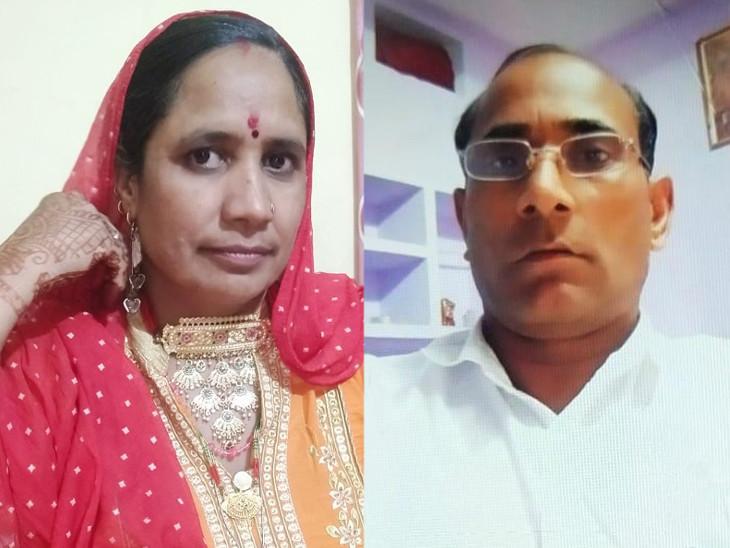 फरार हुआ बेटा पहले पापा के साथ रहता था, फिर मामा के पास रहने लगा, इस बीच मां के अवैध संबंधों का पता चला|जयपुर,Jaipur - Dainik Bhaskar