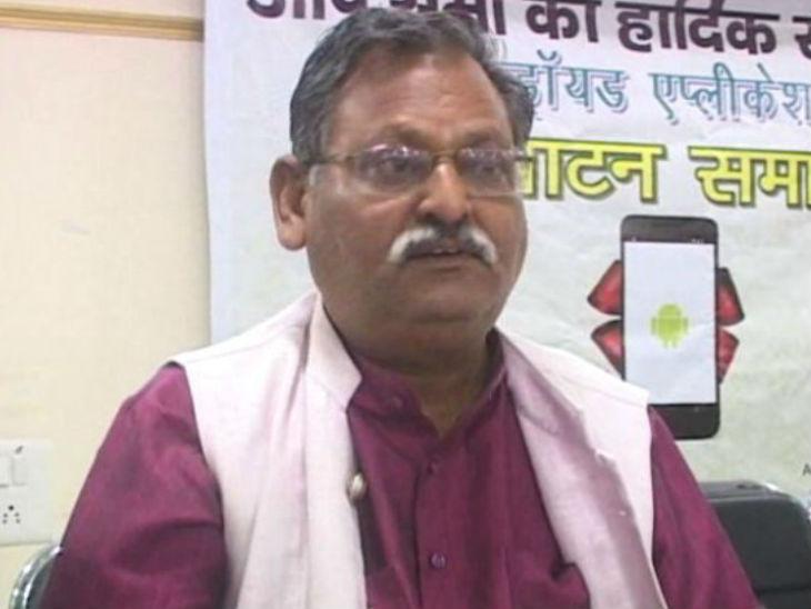 जगन प्रसाद गर्ग उत्तरी विधानसभा से पांच बार विधायक रहे हैं। 10 अप्रैल को उनकी मौत हो गई थी।