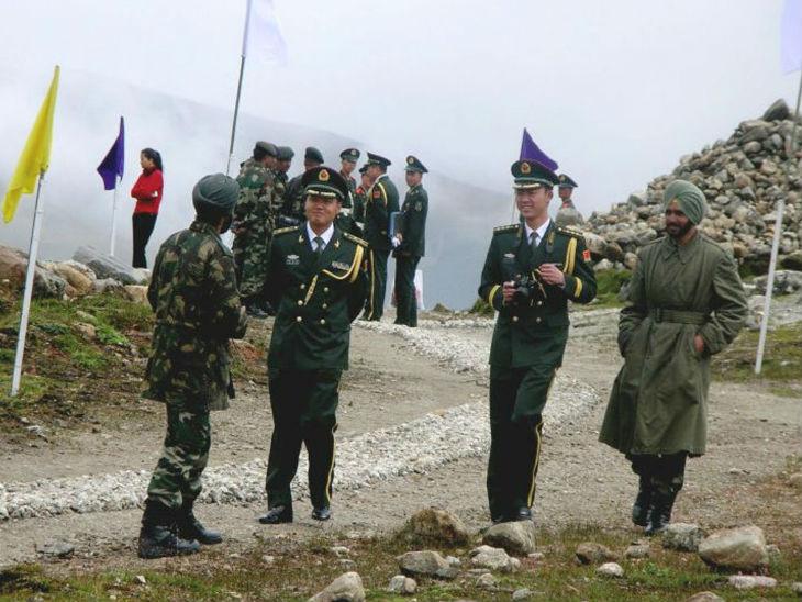 भारत ने ईस्टर्न लद्दाख में पकड़ा गया चीन का सैनिक लौटाया, तीन दिन पहले LAC पार करके आया था