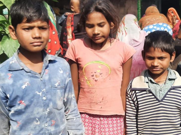 शराब पीने से गांव के वासुदेव की मौत हो गई। वासुदेव अपने पीछे तीन बच्चे छोड़ा गया है।
