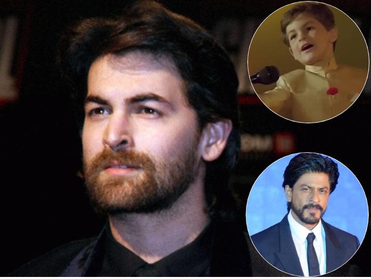 लता मंगेशकर ने एस्ट्रोनॉट के नाम पर रखा था नील नितिन मुकेश का नाम, सरनेम का मजाक उड़ाने पर शाहरुख से हुई थी जोरदार बहस|बॉलीवुड,Bollywood - Dainik Bhaskar