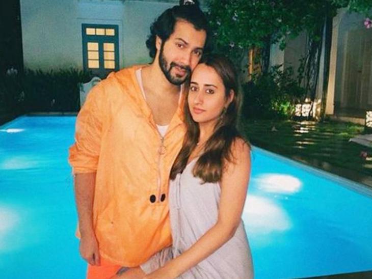 24 जनवरी को गर्लफ्रेंड नताशा दलाल से शादी करेंगे वरुण धवन, पिता के करीबी दोस्त ने पुष्टि कर कहा- और कितना इंतजार करेगा|बॉलीवुड,Bollywood - Dainik Bhaskar