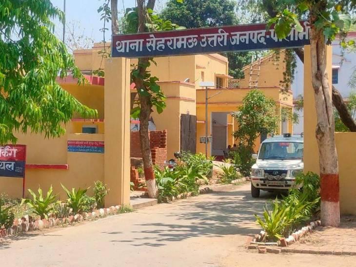 सेक्स रैकेट चलवाने के आरोप में दो सिपाही सस्पेंड; कॉल गर्ल का सामने आया था ऑडियो|लखनऊ,Lucknow - Dainik Bhaskar