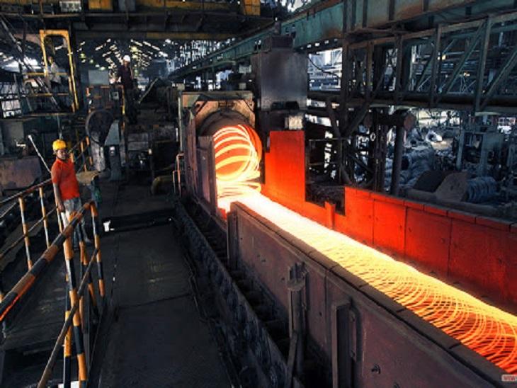 बीते 1 साल में 3 गुना बढ़े कच्चे लोहे के दाम, आयरन ओर की कीमतें बढ़ने से बंद होने के कगार पर छोटे स्टील प्लांट्स बिजनेस,Business - Dainik Bhaskar