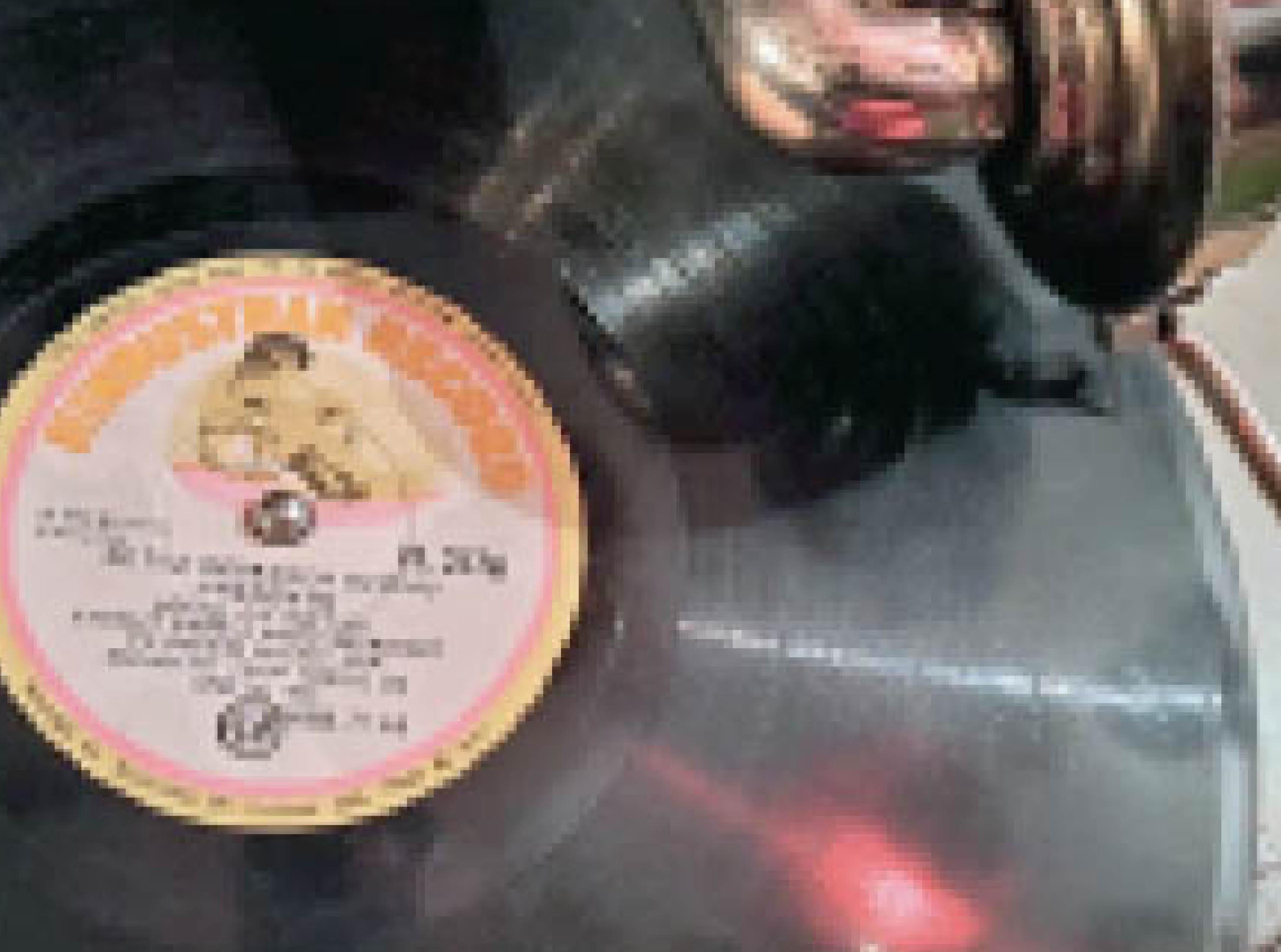 सुभाषचंद्र बोस के मूल भाषण की रिकॉर्ड।