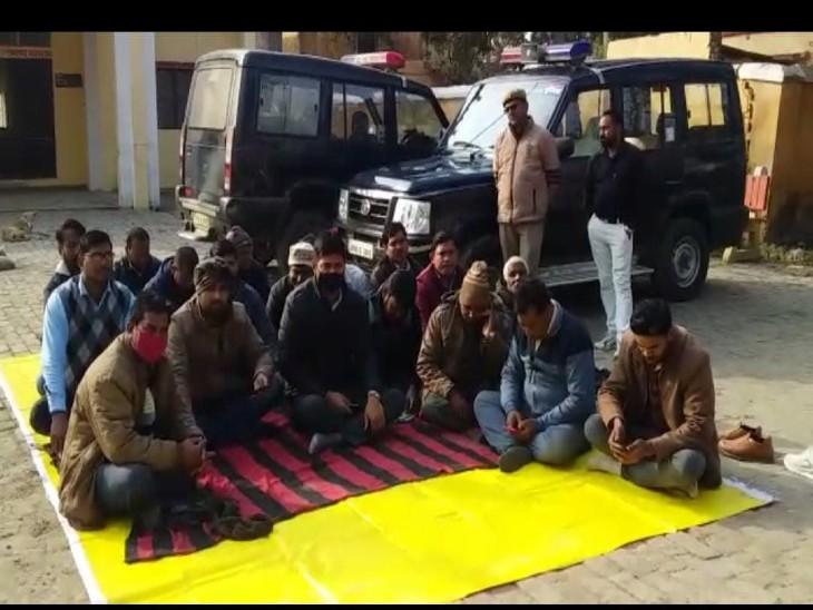बहराइच में नायब तहसीलदार को थानेदार ने नहीं दी बैठने को कुर्सी; पूछने पर डांटकर भगाया, कहा- मेरे बराबर आपकी पोस्ट नहीं गोरखपुर,Gorakhpur - Dainik Bhaskar
