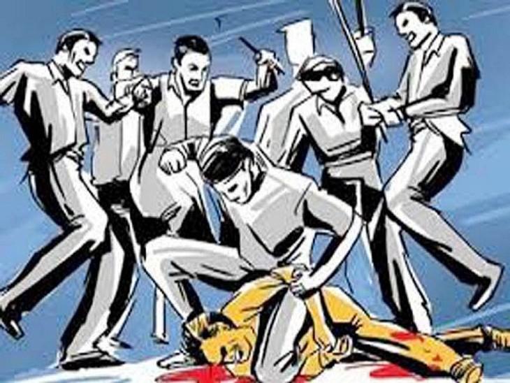 कोचिंग कर घर लौट छात्र को पीट-पीटकर किया अधमरा: मसौढ़ी में ट्रेन से उतरा तो चिलिम गैंग के लड़कों ने घेरकर पीटा, मरा समझ बगीचे में छोड़ा