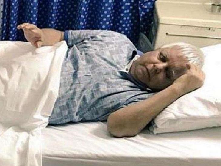 ये मत समझना कि लालू यादव टूट गया...हताश मत होना, विश्वास रखो, घबराना नहीं हैं...चलिए|बिहार,Bihar - Dainik Bhaskar